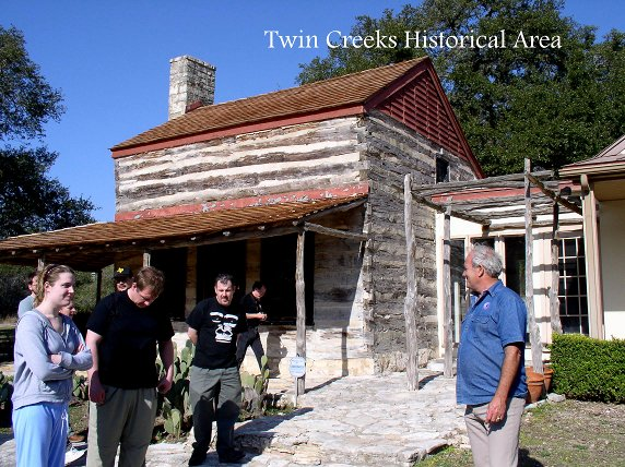 Twin Creeks Historical Area